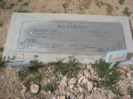 WILKERSON, MABEL INEZ - Pinal County, Arizona | MABEL INEZ WILKERSON - Arizona Gravestone Photos