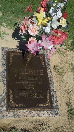 POWER WILLHITE, JOAN KATHLEEN - Pinal County, Arizona | JOAN KATHLEEN POWER WILLHITE - Arizona Gravestone Photos