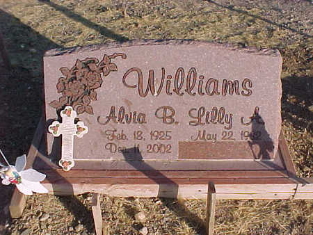 WILLIAMS, LILLY A. - Pinal County, Arizona | LILLY A. WILLIAMS - Arizona Gravestone Photos