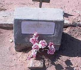 WILLIAMS, VIRGIE - Pinal County, Arizona   VIRGIE WILLIAMS - Arizona Gravestone Photos