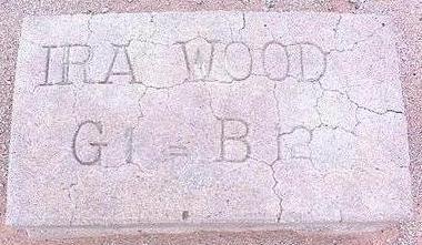 WOOD, IRA - Pinal County, Arizona   IRA WOOD - Arizona Gravestone Photos