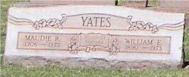 YATES, MAUDIE R - Pinal County, Arizona   MAUDIE R YATES - Arizona Gravestone Photos