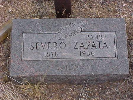 ZAPATA, SEVERO - Pinal County, Arizona | SEVERO ZAPATA - Arizona Gravestone Photos