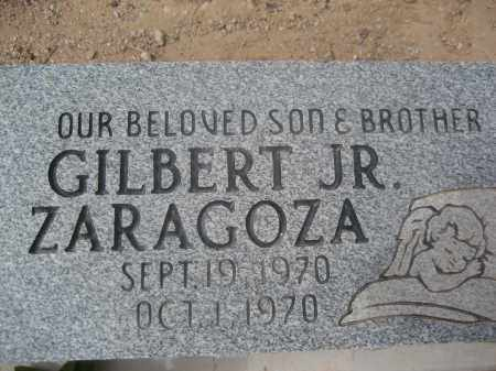 ZARAGOZA, GILBERT - Pinal County, Arizona | GILBERT ZARAGOZA - Arizona Gravestone Photos