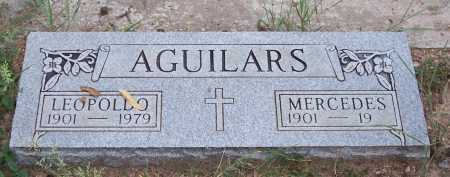 AGUILARS, MERCEDES - Santa Cruz County, Arizona | MERCEDES AGUILARS - Arizona Gravestone Photos