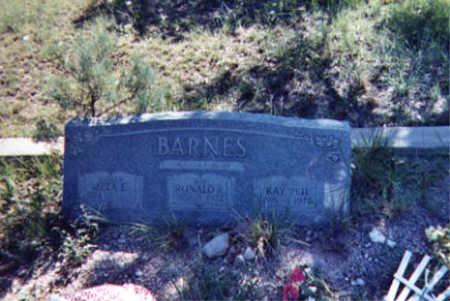 BARNES, RONALD R. - Santa Cruz County, Arizona   RONALD R. BARNES - Arizona Gravestone Photos