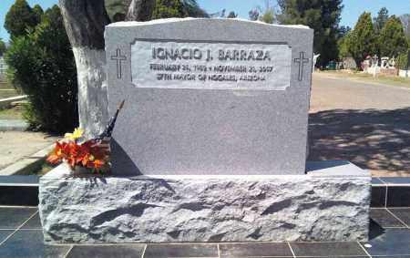 BARRAZA, IGNACIO J. - Santa Cruz County, Arizona | IGNACIO J. BARRAZA - Arizona Gravestone Photos