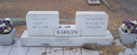 BARRON, FRANCISCA R. - Santa Cruz County, Arizona | FRANCISCA R. BARRON - Arizona Gravestone Photos