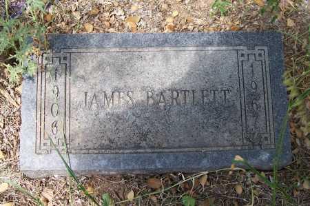 BARTLETT, JAMES - Santa Cruz County, Arizona | JAMES BARTLETT - Arizona Gravestone Photos