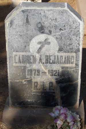 BEJARANO, CARMEN A. - Santa Cruz County, Arizona | CARMEN A. BEJARANO - Arizona Gravestone Photos