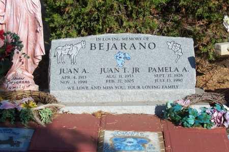BEJARANO, JUAN T. JR - Santa Cruz County, Arizona   JUAN T. JR BEJARANO - Arizona Gravestone Photos