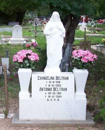 BELTRAN, EVANGELINA - Santa Cruz County, Arizona | EVANGELINA BELTRAN - Arizona Gravestone Photos
