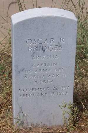 BRIDGES, OSCAR R. - Santa Cruz County, Arizona | OSCAR R. BRIDGES - Arizona Gravestone Photos