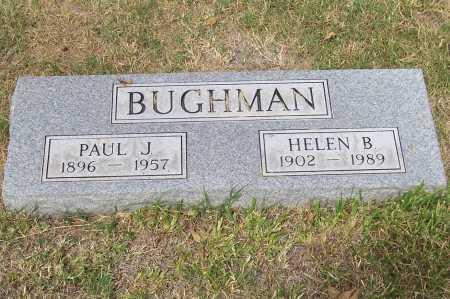 BUGHMAN, PAUL J - Santa Cruz County, Arizona | PAUL J BUGHMAN - Arizona Gravestone Photos