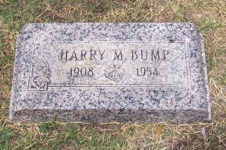 BUMP, HARRY M. - Santa Cruz County, Arizona | HARRY M. BUMP - Arizona Gravestone Photos