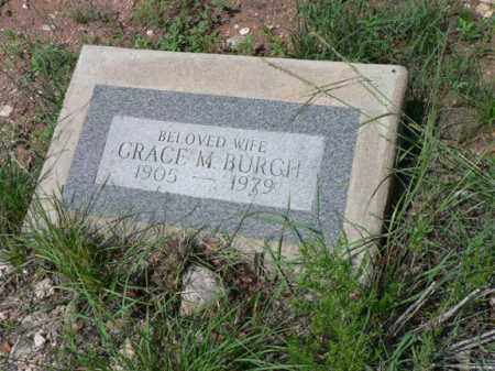 DOUGLAS BURCH, GRACE MARY - Santa Cruz County, Arizona | GRACE MARY DOUGLAS BURCH - Arizona Gravestone Photos