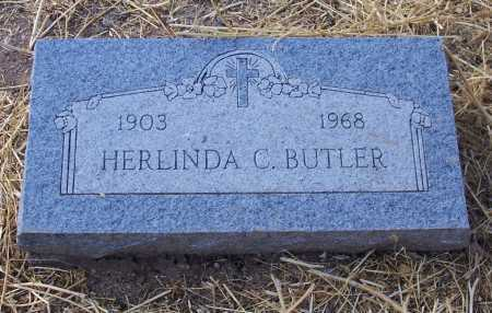 BUTLER, HERLINDA C. - Santa Cruz County, Arizona | HERLINDA C. BUTLER - Arizona Gravestone Photos
