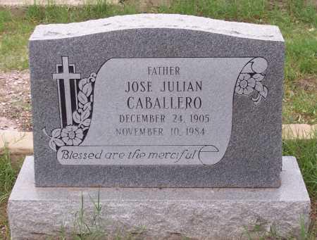 CABALLERO, JOSE JULIAN - Santa Cruz County, Arizona | JOSE JULIAN CABALLERO - Arizona Gravestone Photos