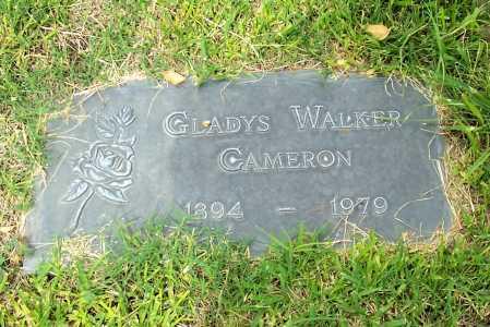 CAMERON, GLADYS - Santa Cruz County, Arizona   GLADYS CAMERON - Arizona Gravestone Photos