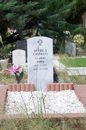 CASTILLO, ANGEL S. - Santa Cruz County, Arizona | ANGEL S. CASTILLO - Arizona Gravestone Photos
