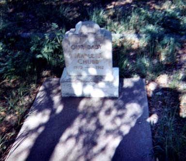 CHUBB, MABEL J. - Santa Cruz County, Arizona | MABEL J. CHUBB - Arizona Gravestone Photos