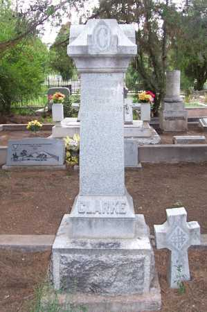 CLARKE, WILLIAM HENRY - Santa Cruz County, Arizona | WILLIAM HENRY CLARKE - Arizona Gravestone Photos
