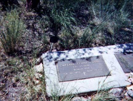 COLLIE, STONE - Santa Cruz County, Arizona | STONE COLLIE - Arizona Gravestone Photos
