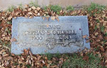 COLWELL, CEPHAS E. - Santa Cruz County, Arizona | CEPHAS E. COLWELL - Arizona Gravestone Photos