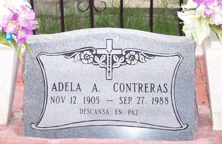 CONTRERAS, ADELA A. - Santa Cruz County, Arizona | ADELA A. CONTRERAS - Arizona Gravestone Photos