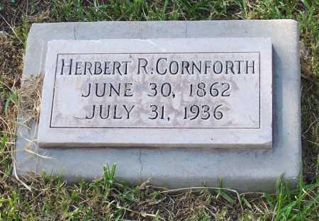 CORNFORTH, HERBERT R. - Santa Cruz County, Arizona | HERBERT R. CORNFORTH - Arizona Gravestone Photos