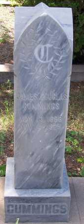 CUMMINGS, JAMES DOUGLAS - Santa Cruz County, Arizona | JAMES DOUGLAS CUMMINGS - Arizona Gravestone Photos