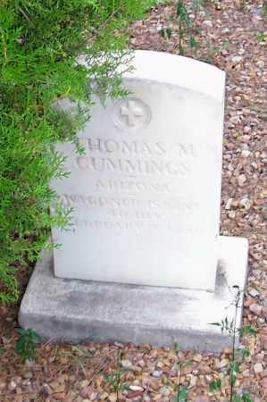 CUMMINGS, THOMAS M. - Santa Cruz County, Arizona | THOMAS M. CUMMINGS - Arizona Gravestone Photos