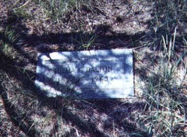 DALTON, HILMA E. MOBERG - Santa Cruz County, Arizona | HILMA E. MOBERG DALTON - Arizona Gravestone Photos