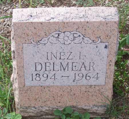 DELMEAR, INEZ I. - Santa Cruz County, Arizona   INEZ I. DELMEAR - Arizona Gravestone Photos
