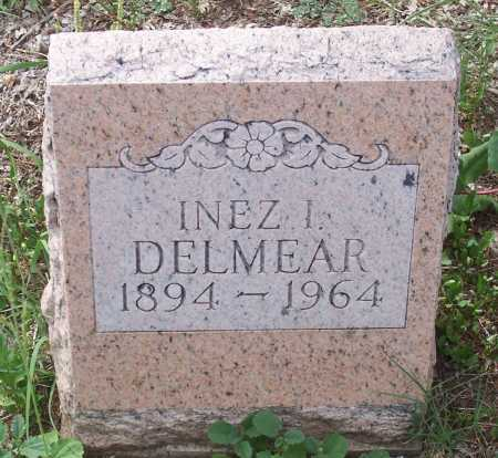 DELMEAR, INEZ I. - Santa Cruz County, Arizona | INEZ I. DELMEAR - Arizona Gravestone Photos