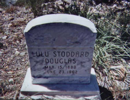 DOUGLAS, LULU - Santa Cruz County, Arizona | LULU DOUGLAS - Arizona Gravestone Photos