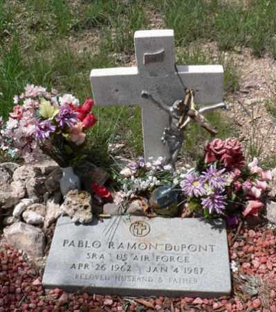 DUPONT, PABLO RAMON - Santa Cruz County, Arizona | PABLO RAMON DUPONT - Arizona Gravestone Photos