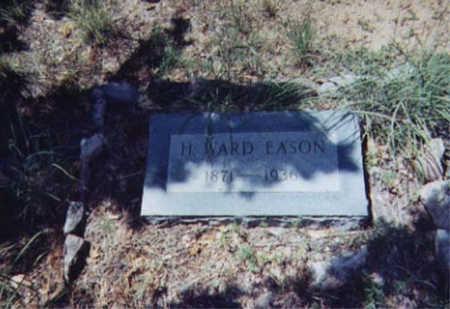 EASON, HARRY WARD - Santa Cruz County, Arizona | HARRY WARD EASON - Arizona Gravestone Photos
