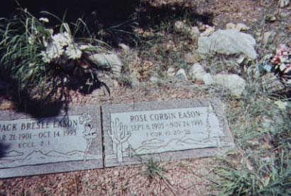 CORBIN EASON, ROSE - Santa Cruz County, Arizona | ROSE CORBIN EASON - Arizona Gravestone Photos