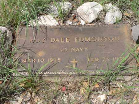 EDMONSON, ROY DALE - Santa Cruz County, Arizona   ROY DALE EDMONSON - Arizona Gravestone Photos