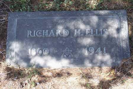 ELLIS, RICHARD H. - Santa Cruz County, Arizona | RICHARD H. ELLIS - Arizona Gravestone Photos