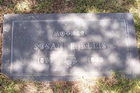 ELLIS, SUSAN F. - Santa Cruz County, Arizona | SUSAN F. ELLIS - Arizona Gravestone Photos