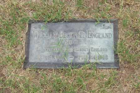 ENGLAND, WILLIAM BECKFORD - Santa Cruz County, Arizona | WILLIAM BECKFORD ENGLAND - Arizona Gravestone Photos