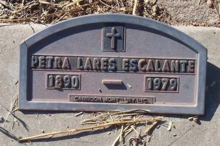 ESCALANTE, PETRA - Santa Cruz County, Arizona | PETRA ESCALANTE - Arizona Gravestone Photos