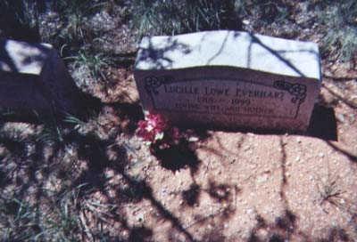 EVERHART, LUCILLE - Santa Cruz County, Arizona   LUCILLE EVERHART - Arizona Gravestone Photos