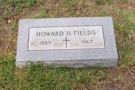 FIELDS, HOWARD H. - Santa Cruz County, Arizona | HOWARD H. FIELDS - Arizona Gravestone Photos