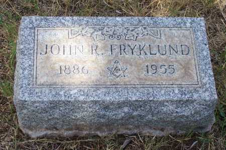 FRYKLUND, JOHN R. - Santa Cruz County, Arizona | JOHN R. FRYKLUND - Arizona Gravestone Photos