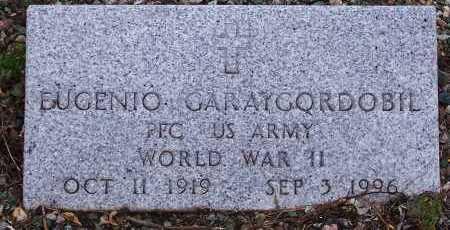 GARAYGORDOBIL, EUGENIO - Santa Cruz County, Arizona   EUGENIO GARAYGORDOBIL - Arizona Gravestone Photos