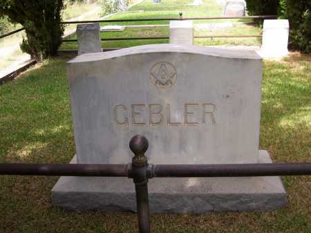 GEBLER, OSCAR - Santa Cruz County, Arizona   OSCAR GEBLER - Arizona Gravestone Photos