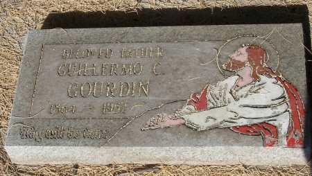 GOURDIN, GUILLERMO C. - Santa Cruz County, Arizona   GUILLERMO C. GOURDIN - Arizona Gravestone Photos